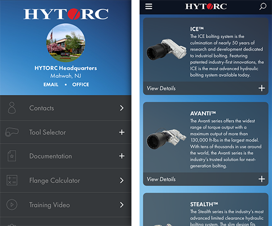 Bolting Software – Hytorc